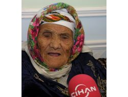 Özbekistanlı Tuti Yusupova 132 Yaşına Girdi