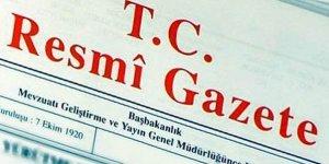 Atama Kararları R.Gazete'de..