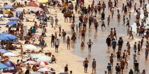 Son 79 yılın en sıcak günü yaşandı!