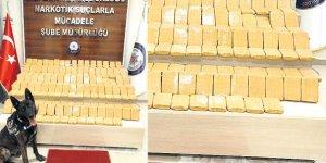 Van - İstanbul eroin hattına 3 darbe
