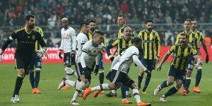 Beşiktaş Fenerbahçe deplasmanında!