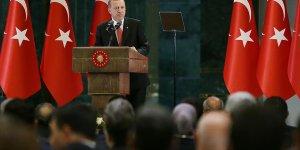 Erdoğan, AK Parti milletvekilleriyle görüştü!