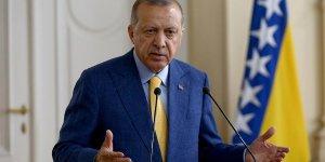 Erdoğan: Bu tür tehditler bizi yoldan alıkoyamaz