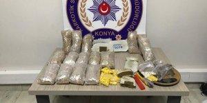 Polis uyuşturucu satıcılarına nefes aldırmıyor
