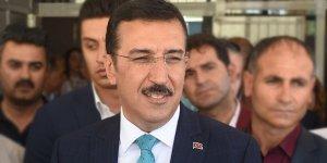 Bakan Tüfenkci'den AA'ya yönelik saldırılara cevap