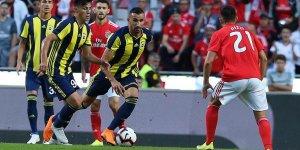 Fenerbahçe tur şansını Kadıköy'e bıraktı!