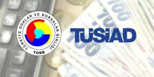 TOBB ve TÜSİAD'dan destek açıklaması