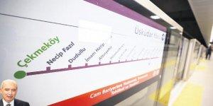 Ümraniye-Çekmeköy metro hattı 21 Ekim'de açılıyor