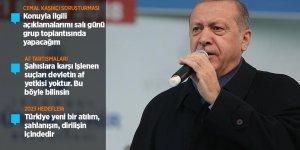 Erdoğan'dan Cemal Kaşıkçı soruşturmasına ilişkin açıklama