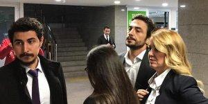 Oyuncu Ahmet Kural ifade için adliyede..