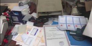 İstanbul merkezli 5 ilde sahte pasaport operasyonu
