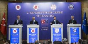 'Gümrük Birliği müzakerelerinin başlaması AB ve Türkiye'nin yararına olacak'