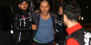 Papağana işkence yapan Murat Özdemir gözaltına alındı!
