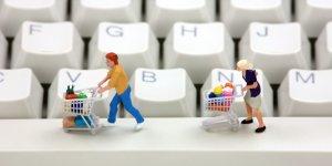 Ev Alışverişi de artık online'a kaydı..