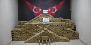 Mersin'de tam 615 kilogram kokain ele geçirildi!