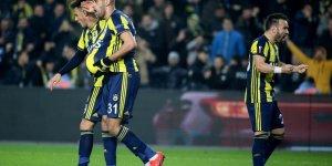 Fenerbahçe, avantajı tek golle kaptı!