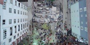 Kartal'da çöken binadaki ihmaller bilirkişi raporunda!