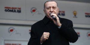 Erdoğan: Bu seçimler sadece belediye değil aynı zamanda beka seçimleridir