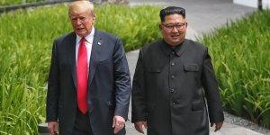 Trump, Vietnam'da Kim Jong-un'u ikna etmeye çalışacak..