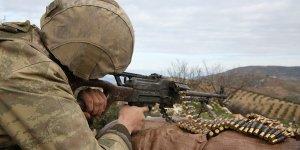 Afrin'deki taciz ateşine Mehmetçik'ten karşılık