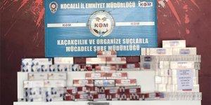 'Kocaeli'de Sigara Operasyonu'
