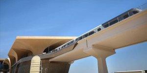 Doha metrosu 2022 Dünya Kupası için hazırlanıyor