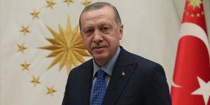Erdoğan Anadolu Ajansının kuruluş yıl dönümünü kutladı