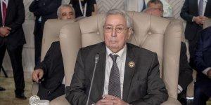 Cezayir'de geçici cumhurbaşkanı belli oldu!