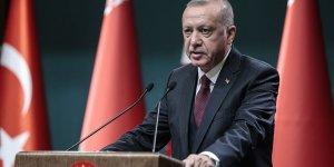 Erdoğan: Şiddeti asla tasvip edemeyiz!