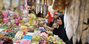Bağdatlıların ramazandaki uğrak adresi Şorca Çarşısı hareketli günler yaşıyor
