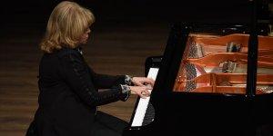 Piyanist İdil Biret Milli Mücadele'nin 100. yılı için çalacak!