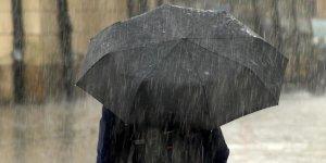 Meteorolojiden 'dolu ve yağış' uyarısı