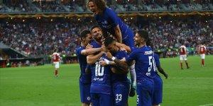 UEFA Avrupa Ligi şampiyonu 'CHELSEA'