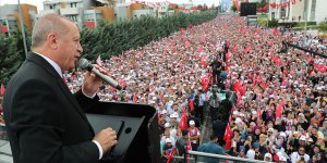 Erdoğan: Mısır'ın uluslararası mahkemelerde yargılanması için gerekeni yapacağız