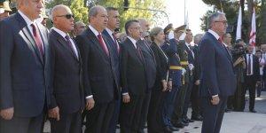 """""""Kıbrıs Barış Harekatı'nın 45. yıl dönümü"""""""