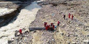 Düzce'deki aramalarda bir kişinin cesedi bulundu
