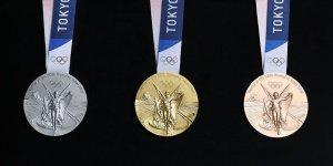 Olimpiyat madalyaları görücüye çıktı!