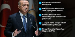 Cumhurbaşkanı tarih verdi! AK Parti'de kongre süreci...