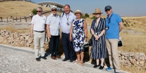 İngiliz milletvekilleri Göbeklitepe'ye hayran kaldı