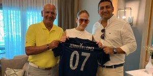 Jennifer Lopez'e Antalyaspor forması