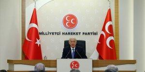 Bahçeli: Güvenli bölge PKK'nın değil Türkiye'nin güvenliğini muhafaza etmeli