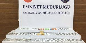 'İstanbul'da tarihi eser kaçakçılığı operasyonu'