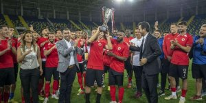 TSYD Ankara Kupası'nda zafer Gençlerbirliği'nin...