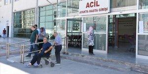 Kurban Bayramı'nda acil servisler yoğun mesai yaptı