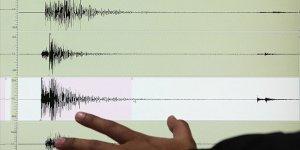 Ankara'da hafif şiddetli deprem