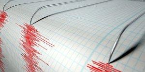 Çankırı'da art arda iki deprem