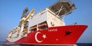 Yavuz gemisi 7 Ekim'de Akdeniz'de sondaja başlayacak!
