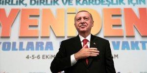 Cumhurbaşkanı Erdoğan'dan 'Anlaşıldı' paylaşımı