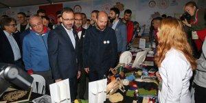 Bakan Kasapoğlu Etnospor Kültür Festivali'ni gezdi