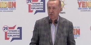 Erdoğan: AK Parti, milletimizin tek umudu olma vasfını koruyor